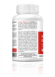 Supliment alimentar, Zenyth Ashwagandha KSM-66 (300 mg) - 60 capsule [3]