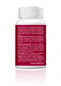 Supliment alimentar, Zenyth Astaxanthin (6 mg) - 30 capsule [2]