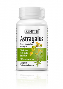 Supliment alimentar, Zenyth Astragalus (450 mg) - 30 capsule [0]