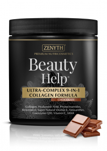Supliment alimentar, Beauty Help Chocolate - 300 g [0]