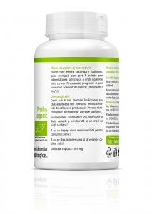 Bio Grau Germeni (600 mg) - 60 capsule [3]