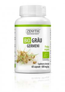 Bio Grau Germeni (600 mg) - 60 capsule [0]