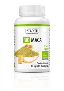 Supliment alimentar, Bio Maca (600 mg) - 60 capsule [0]