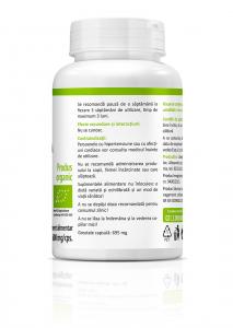 Supliment alimentar, Bio Maca (600 mg) - 60 capsule [3]