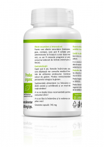 Bio Orz Germeni  (650 mg) - 60 capsule [3]