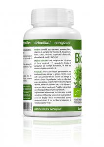 Supliment alimentar, BioGreens - 120 capsule [3]