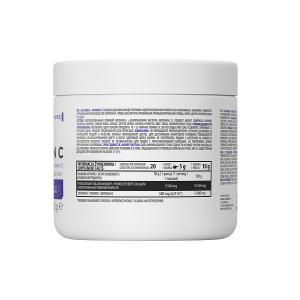 Supliment alimentar, Colagen (9500 mg) cu Vitamina C (500 mg), OstroVit Supreme Pure Collagen + Vitamin C - 200 g (20 doze) [1]
