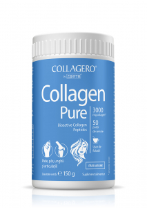 Supliment alimentar, Collagen Pure -150 g (pulbere) [0]