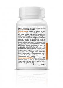 Supliment alimentar, DigestHelp - 20 capsule gastrorezistente [2]