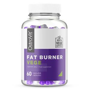 Supliment alimentar, Arzator de Grasimi si Slabit, OstroVit Fat Burner VEGE - 60 capsule (30 doze) - Vegan [0]