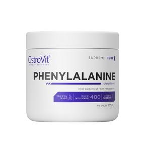 Supliment alimentar, Fenilalanina (500 mg), OstroVit Supreme Pure Phenylalanine - 200 g (400 doze) [0]