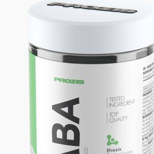 Supliment alimentar, GABA, Acid Gama Amino - Butiric, 750 mg, 60 comprimate [1]