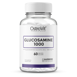 Supliment alimentar, Glucozamina (citosamina) 1000 mg, OstroVit Supreme Capsules Glucosamine 1000 - 60 capsule (60 doze) [0]