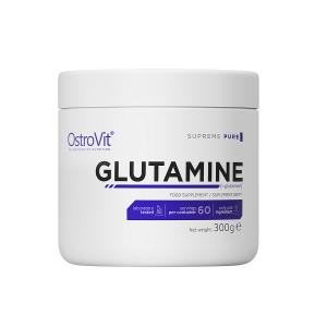 Supliment alimentar, L-Glutamina (5000 mg), OstroVit Supreme Pure Glutamine - 300 g (60 doze) [0]