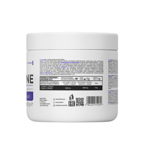 Supliment alimentar, L-Glutamina (5000 mg), OstroVit Supreme Pure Glutamine - 300 g (60 doze) [1]