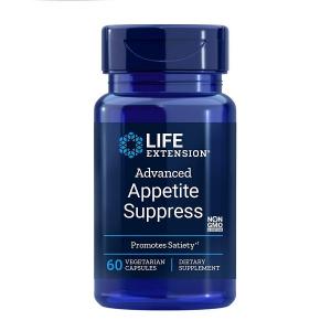 Supliment alimentar pentru Slabit si Reducerea Poftei de Mancare, Life Extension Advanced Appetite Suppress - 60 capsule (60 doze) [0]