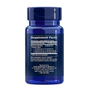 Complex Probiotic, Life Extension FlorAssist® Balance - 30 capsule (30 doze) [1]