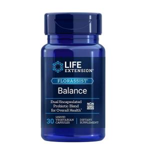 Complex Probiotic, Life Extension FlorAssist® Balance - 30 capsule (30 doze) [0]