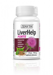 Supliment alimentar, LiverHelp Forte (700 mg) - 30 capsule [0]