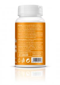 Supliment alimentar, Longvida® Brain Curcumin (500 mg) - 30 capsule [5]