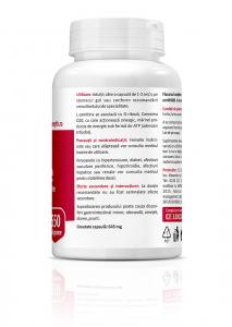 Supliment alimentar, N-Acetyl L-Carnitine (550 mg) - 60 capsule [3]