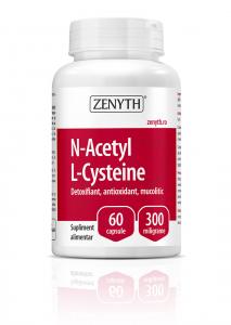 Supliment alimentar, N-Acetyl L-Cysteine (300 mg) - 60 capsule [0]