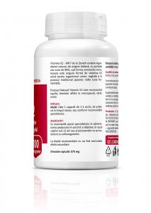 Natural Vitamin K2 (100 mcg) - 60 capsule [1]