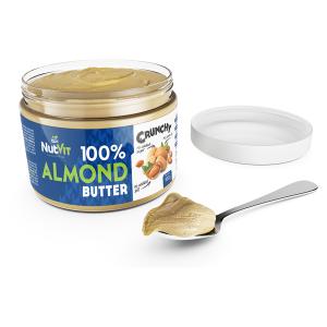Unt de Migdale, NutVit 100% Almond Butter - 500 g (Vegan, Vegetarian) [1]