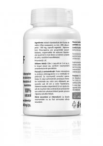 Supliment alimentar, Olive Leaf (400 mg) - 60 capsule [3]