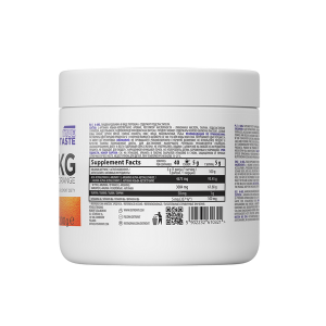 Supliment alimentar, Arginina Alfa-Ketoglutarat, OstroVit A-AKG - 200 g (40 doze) [1]