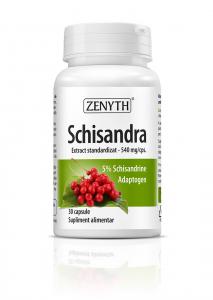 Supliment alimentar, Schisandra (540 mg) - 30 capsule [0]