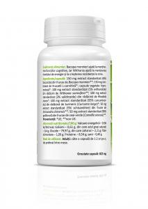 Supliment alimentar, Stress Help (700 mg) - 30 capsule [1]