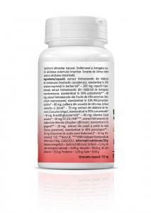 Supliment alimentar, UroHelp Forte - 30 capsule vegetale [1]