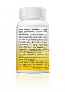 Vitamin D3 + K2 + Ca + Mg Complex - 30 capsule [1]