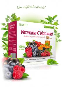 Supliment alimentar, Vitamina C Naturala (5 g) - 28 plicuri. [0]
