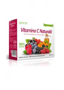 Supliment alimentar, Vitamina C Naturala (5 g) - 28 plicuri. [1]
