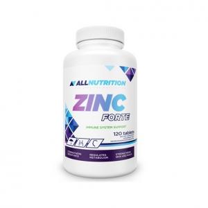 Supliment alimentar, Zinc, AllNutrition Zinc Forte - 120 capsule (120 doze)