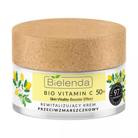 Crema de Fata Antirid Revitalizanta (50+ zi/noapte) - 50 ml [1]