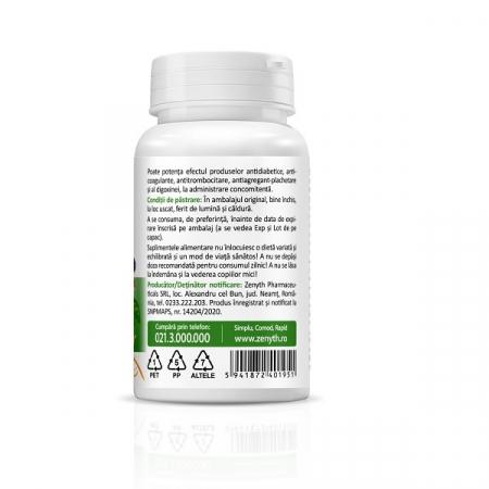 Supliment alimentar, Ginseng Siberian - 30 capsule [1]