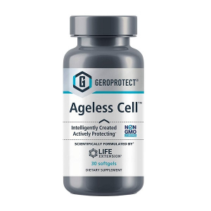 Complex Anti-Aging, Metabolism Celular, Life Extension Geroprotect™ Ageless Cell™ - 30 capsule (30 doze) [0]