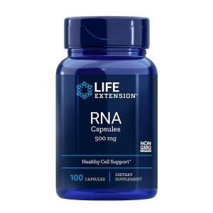 Supliment alimentar, Acid Ribonucleic (ARN) - 500 mg, Life Extension RNA (Ribonucleic Acid) - 100 capsule (100 doze) [0]