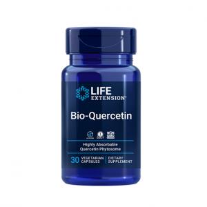Supliment alimentar, Imunitate si Sistem Cardiovascular, Bio-Quercetina, Life Extension Bio-Quercetin - 30 capsule (30 doze) [0]