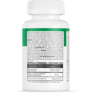 Supliment alimentar, Extract de Alge Marine, Iod, OstroVit Kelp - 250 comprimate (250 doze) [1]