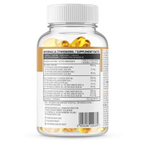 Supliment alimentar, OstroVit Omega 3-6-9 - 90 capsule (90 doze) [1]