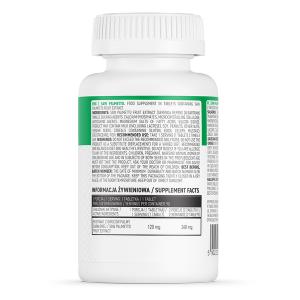 Supliment alimentar, Extract de Saw Palmetto (120 mg), OstroVit Saw Palmetto - 90 comprimate (90 doze) [1]