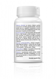 Supliment alimentar, Zenyth Seleniu (200 mcg) - 30 capsule (30 doze) [1]