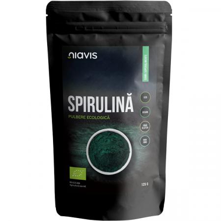 Spirulina Pulbere Ecologica/BIO - 125 g [0]