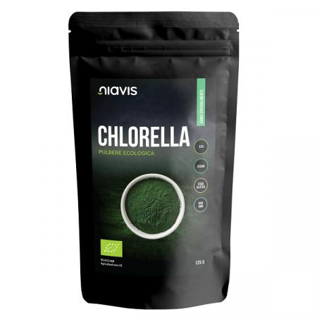 Chlorella Pulbere Ecologica/BIO - 125 g [0]