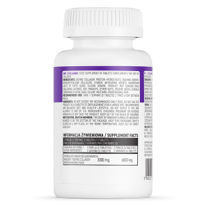 Supliment alimentar, Colagen (3000 mg), OstroVit Collagen - 90 comprimate (30 doze) [1]