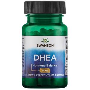 Supliment alimentar, Dehidroepiandrosterona (50 mg), Swanson Ultra DHEA - 120 capsule (120 doze) [0]